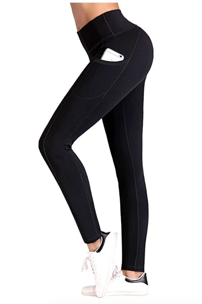 IUGA High Waist Yoga Pants with Pockets (Sizes XS-3XL)