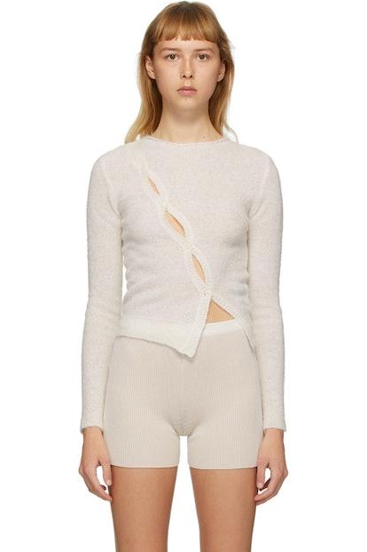 Off-White La Maille Pau Sweater