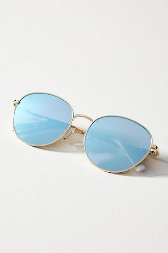 Horus Round Sunglasses
