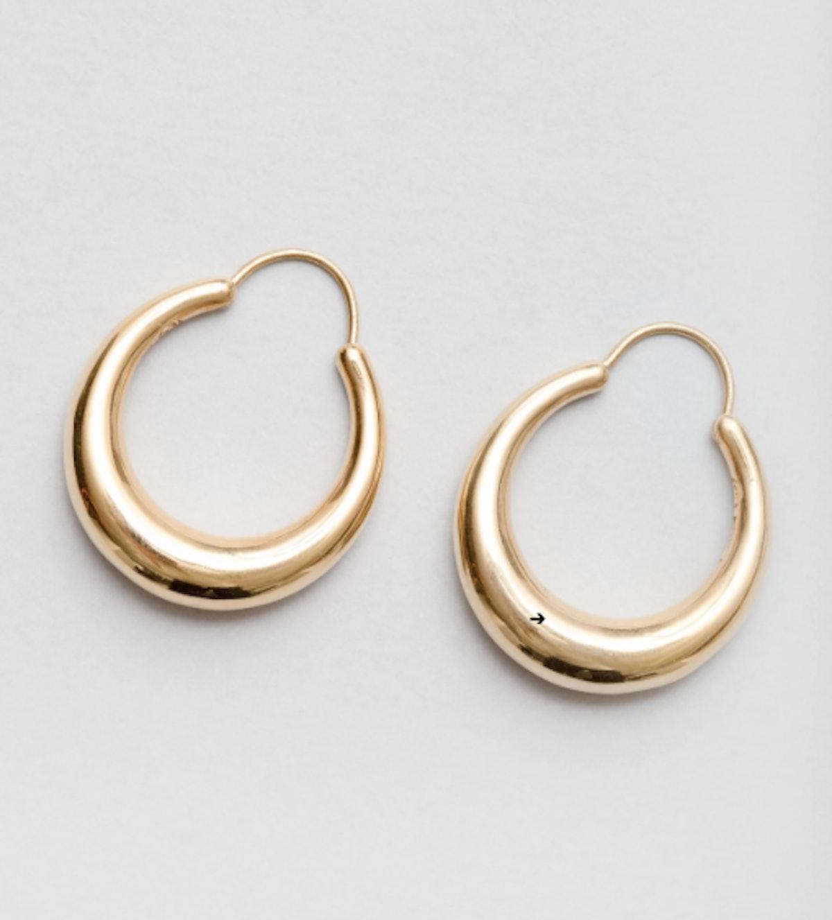 Fat Snake Earrings