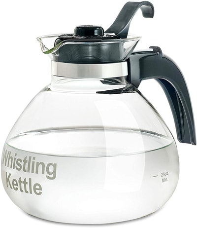 Cafe Brew Stovetop Whistling Kettle