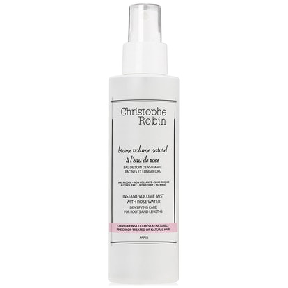 Instant Volumizing Mist with Rose Water