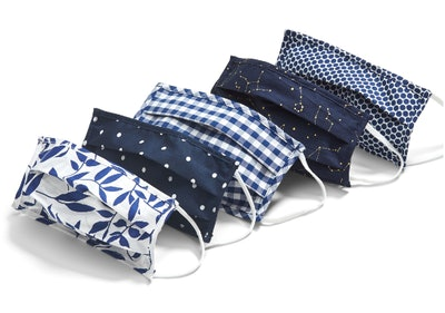 Old Navy Variety 5-Pack Of Face Masks