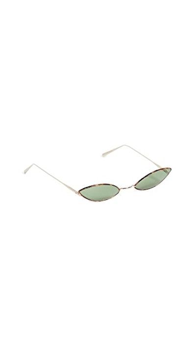 Acne Studios Astaria Print Sunglasses