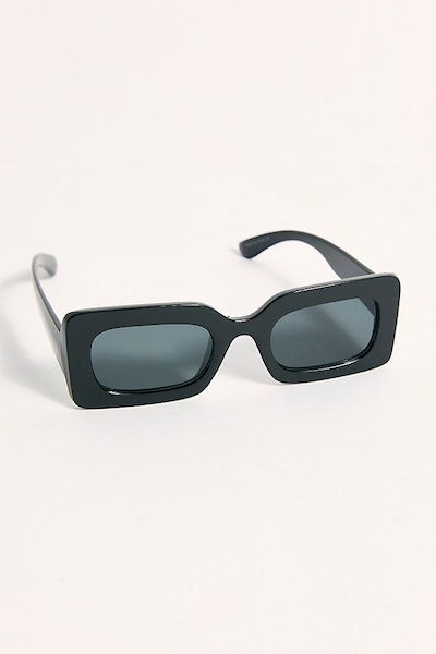 Temptation Rectangle Sunglasses