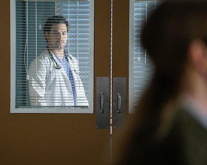 Andrew DeLuca on Grey's Anatomy