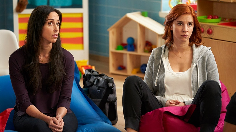 'Workin' Moms' has resonated with modern mothers looking for representation.
