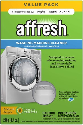 Affresh Washing Machine Cleaner Tablets (6-Pack)