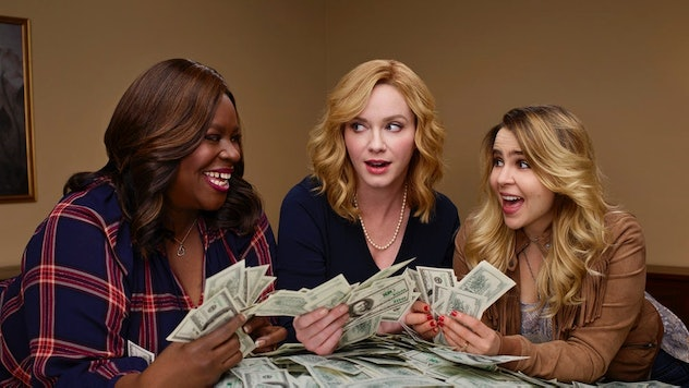 'Good Girls' is available on Netflix.