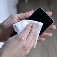 Here's how often you should clean your phone