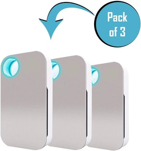 Air Genie Revolutionary Plug in Air Freshener (3-Pack)