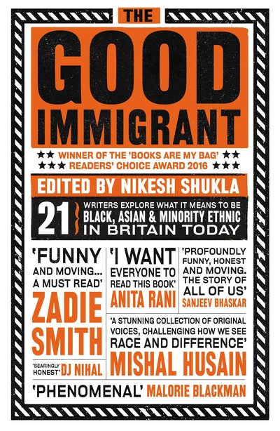 'The Good Immigrant,' edited by Nikesh Shukla