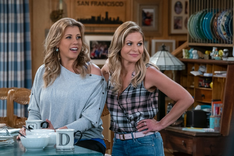 Stephanie Tanner and DJ Fuller on Fuller House