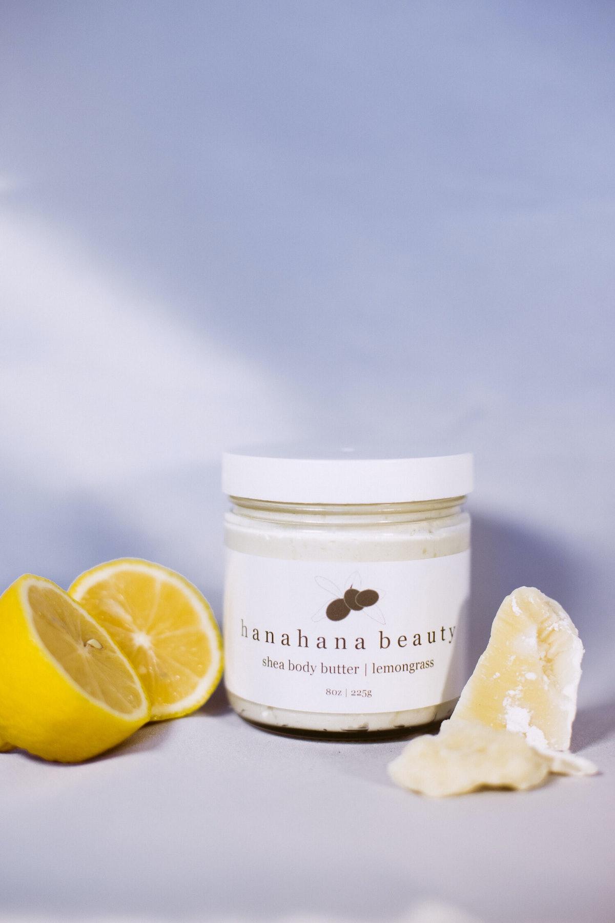 Lemongrass Shea Body Butter
