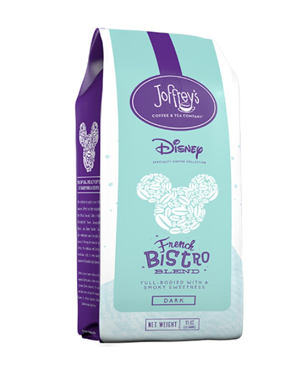 Joffrey's Disney French Bistro Coffee Subscription Service
