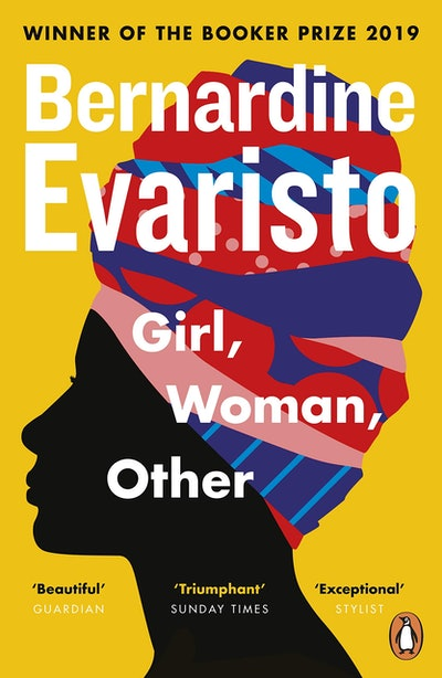 'Girl, Woman, Other' by Bernadine Evaristo