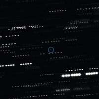 Interstellar object Oumuamua may be a giant chunk of hydrogen ice