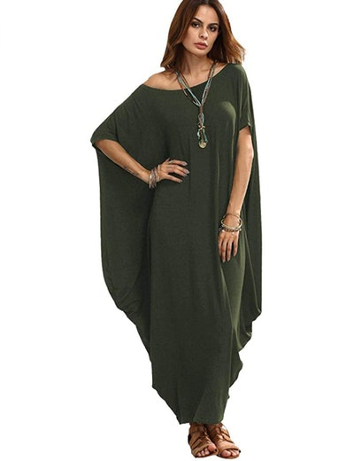 Verdusa Caftan Maxi Dress