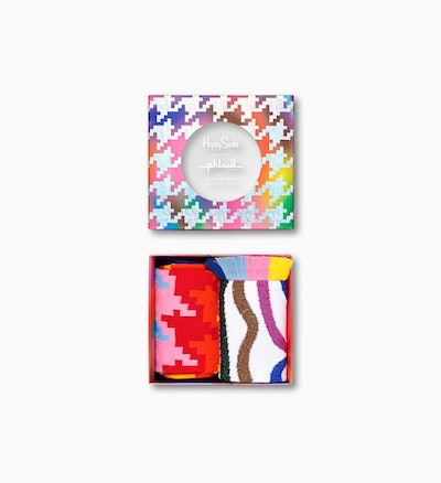 Happy Socks x The Phluid Project Pride 2-Pack Gift Box