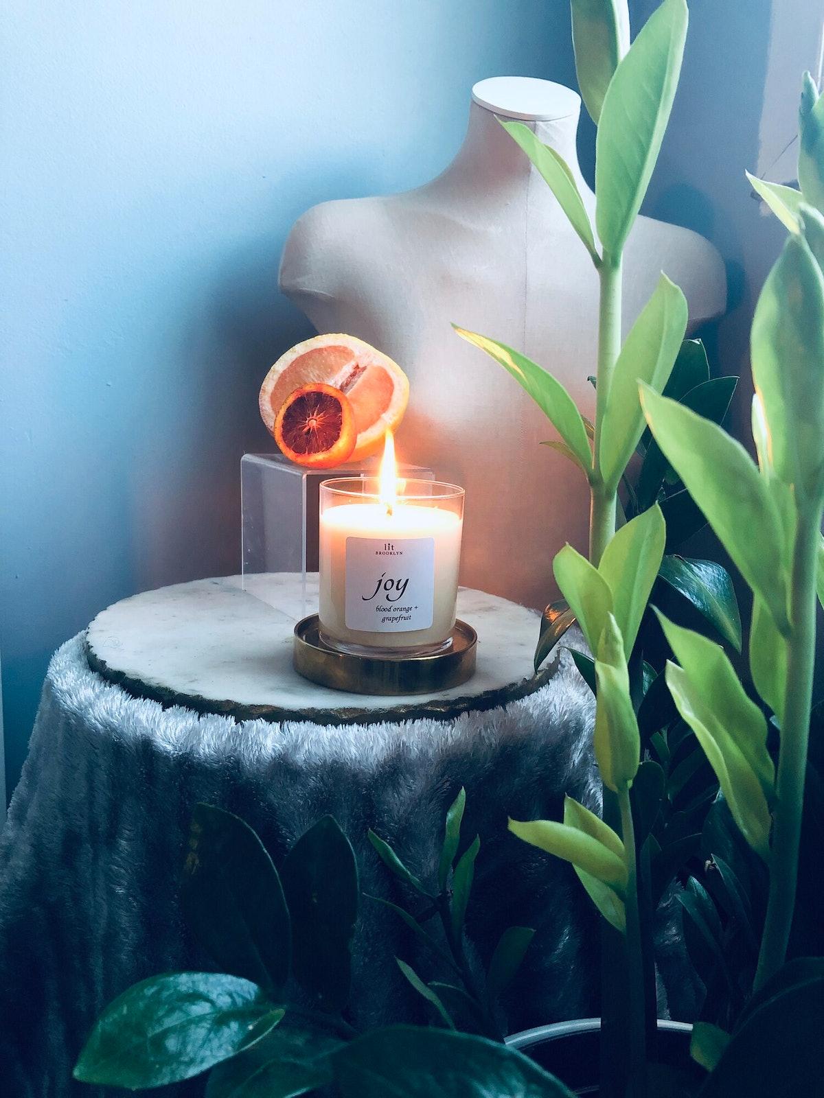 Joy Candle
