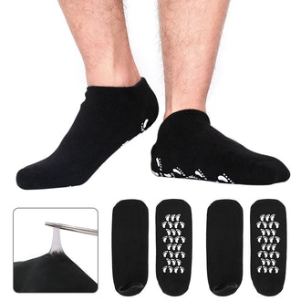 Codream Large Men's Moisturizing Gel Socks