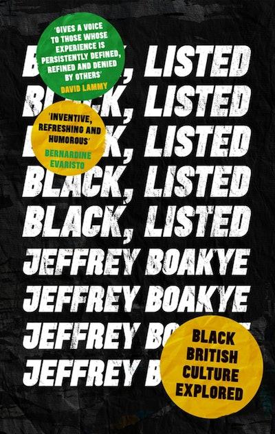 'Black, Listed' by Jeffrey Boakye
