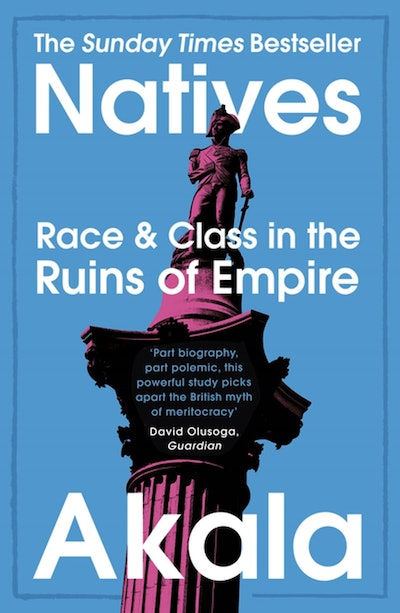 'Natives: Race & Class in the Ruins of Empire' by Akala