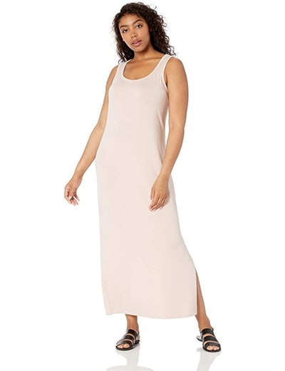 Daily Ritual Supersoft Terry Racerback Maxi Dress