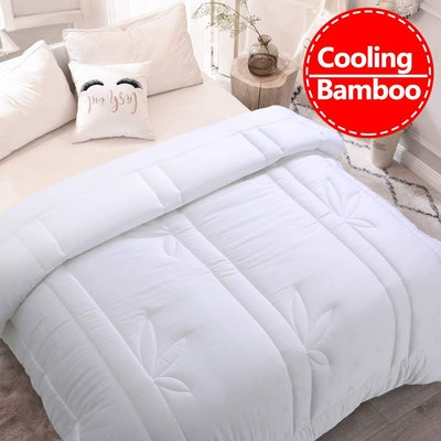 MERITLIFE Bamboo Comforter