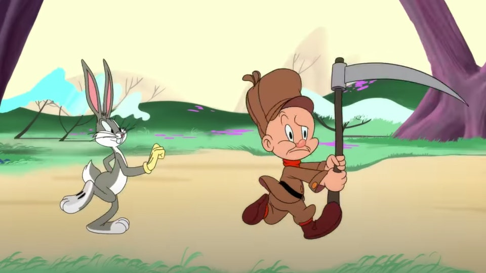 "In the new 'Looney Tunes' revival, character Elmer Fudd won't carry a gun, but other acts of violence will be ""grandfathered in"" the cartoon series."