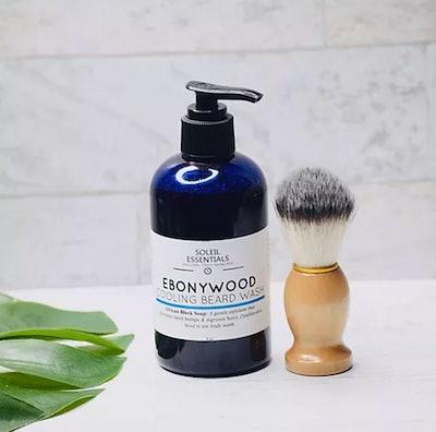 Ebonywood Cooling Beard and Body Wash