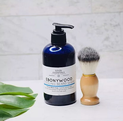 Ebonywood Cooling Beard and Body Wash
