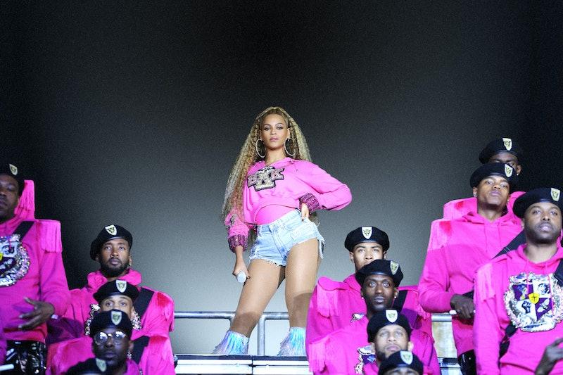 Beyoncé 'Homecoming' on Netflix (via Netflix press site)