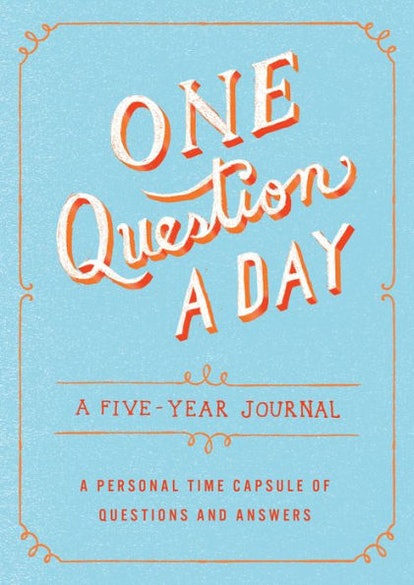 'One Question a Day: A Five-Year Journal: A Personal Time Capsule of Questions and Answers' by St. Martin's Publishing Group