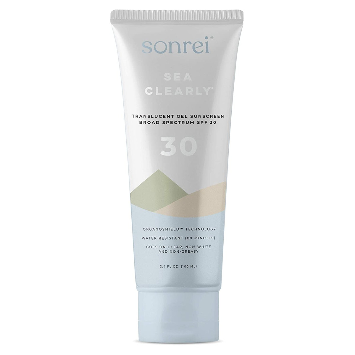 Sonrei Sea Clearly Translucent Gel Sunscreen