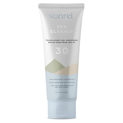 Sonrei Sea Clearly Translucent Gel Sunscreen