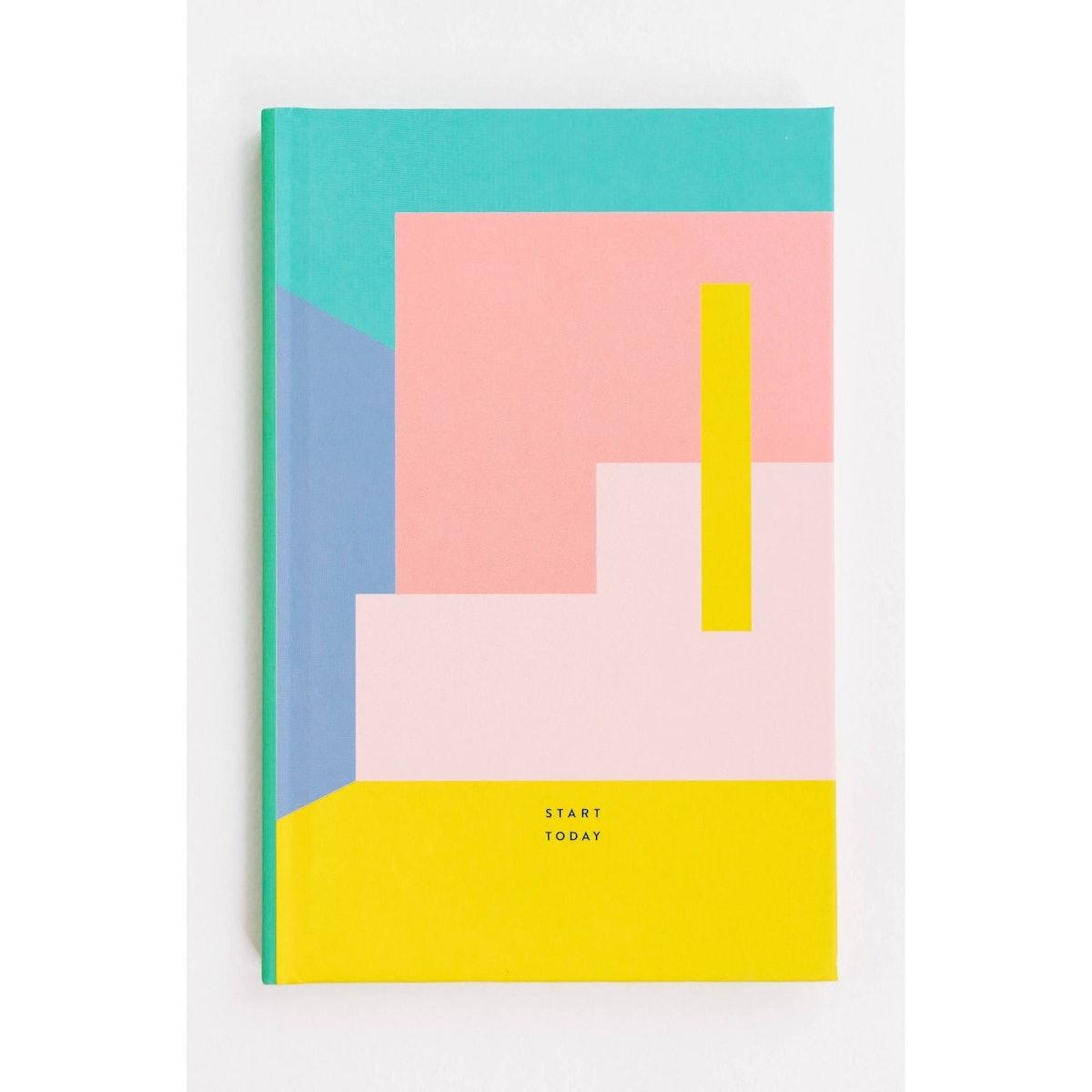 'Go All In Journal - Start Today' by Rachel Hollis