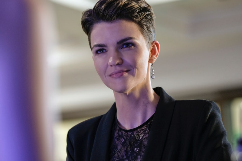 Ruby Rose 'Batwoman' (via The CW press site)