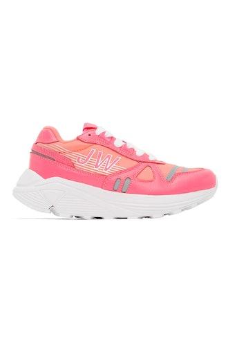 Pink Hi-Tec Edition Sneakers