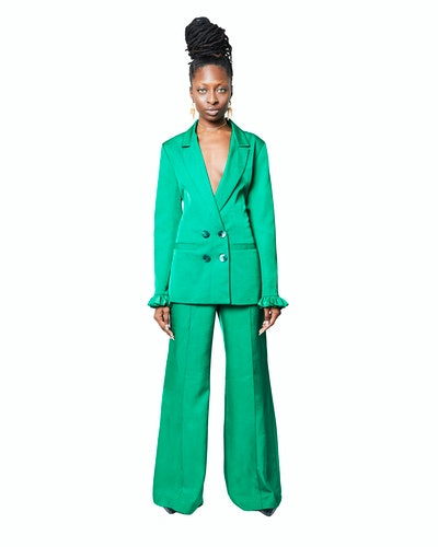 Emerald City Suit