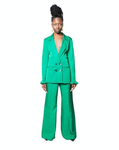 Emerald City Suit
