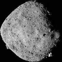 On asteroid Bennu, NASA discovers a clue about the formation of the solar system