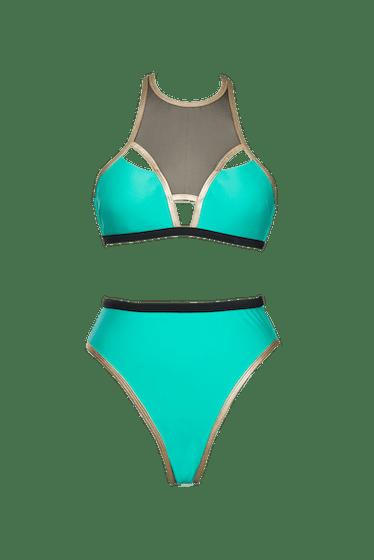 Andrea Iyamah Yahya High Waist Bikini