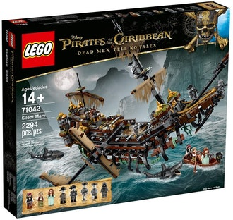 LEGO Pirates of The Caribbean Kit