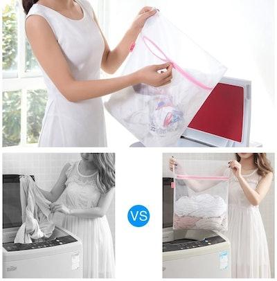 Gogooda Mesh Laundry Bags (7-Piece Set)