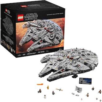 LEGO Ultimate Millennium Falcon Kit