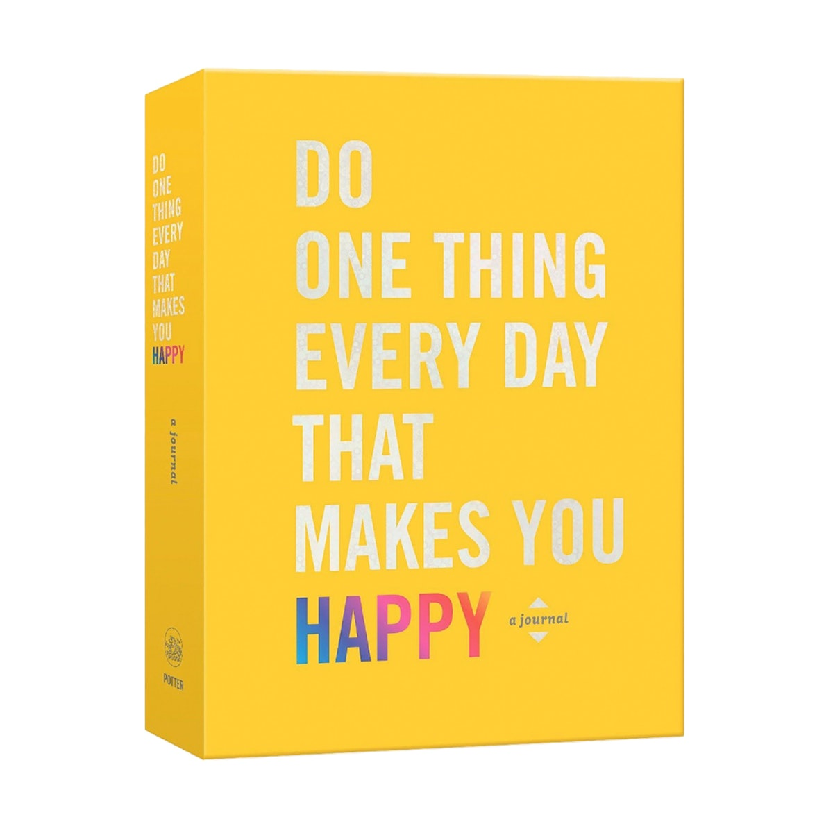 'Do One Thing A Day That Makes You Happy' by Penguin Random House
