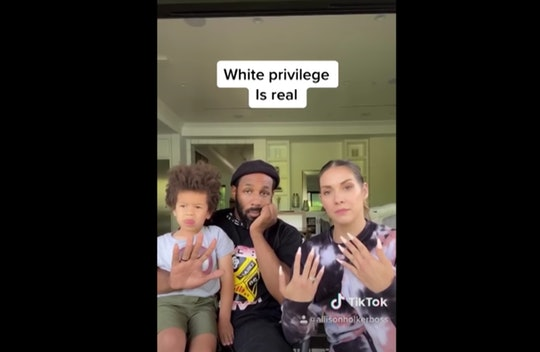 During a recent appearance on 'The Ellen Show', Stephen 'tWitch' Boss said that his now viral TikTok video opened up the conversation for white privilege.