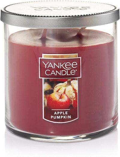 Yankee Candle 2-Wick Apple Pumpkin Tumbler Candle (14.5 Ounces)