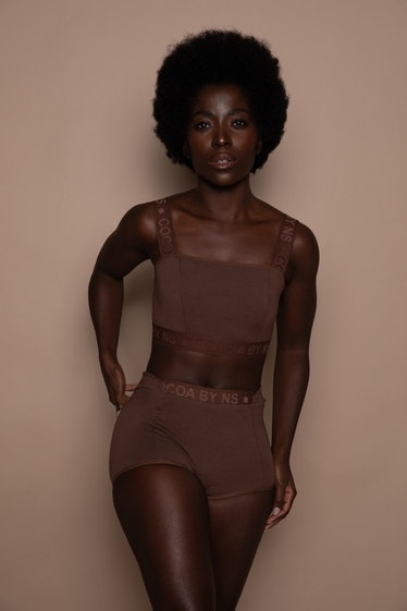 Nubian Skin COCOA by NS Bralette